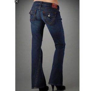 True Religion Joey Boot Cut Jeans